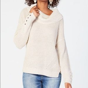 American Rag Cowl Neck Sweater